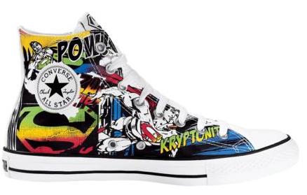 Marvel Superhero Tennis Shoes