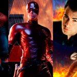 Geek&Hot: Los superhéroes de las películas de Marvel (1era parte)