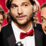 Two And a Half men: Primera imagen de Ashton Kutcher en el set