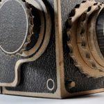 Arma tu propia cámara fotográfica de papel