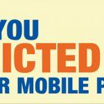 ¿Eres adict@ a tu teléfono móvil?