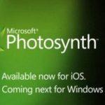 Crea fotos panorámicas 3D con Photosynth