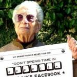 """Los consejos de la abuela, 8 sabios tips sobre los """"social-media"""""""