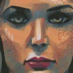 Arte Geek: Pinturas de superheroes y mas