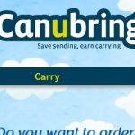 Canubring, servicio Web para encargar cosillas