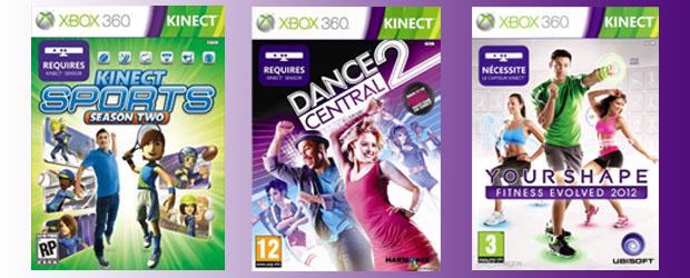 Kinect Fitness Tour Deporte Y Diversion A La Vez Concurso Al