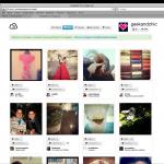 Instadashapp: ve tu cuenta de instagram como pinterest en el compu