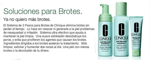1f556adedf0e También en el maquillaje es esencial buscar productos que nos ayuden a  controlar el acné y ademas ocultarla. La linea de productos Clinique  Antiblemish ...
