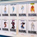 Superhéroes inmigrantes e ilegales