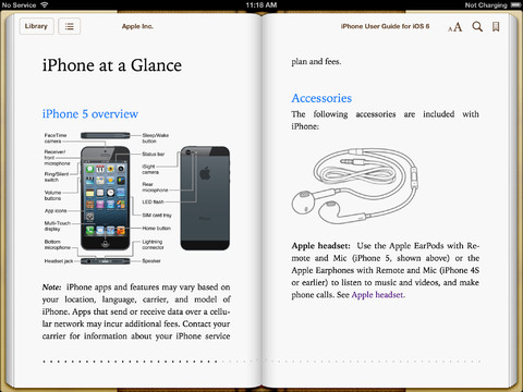 gu a para el usuario de iphone 5 en el ibookstore geek chic rh geekandchic cl iphone 8 plus manual del usuario iphone 6 manual del usuario