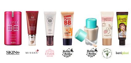 marcas de maquillaje coreano