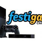 Confirmado Playstation 4 en Festigame.