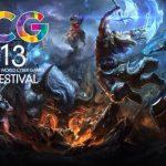 League of Legends confirmado como juego oficial de WCG Chile 2013.