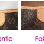 La gente no distingue una cartera original de una falsa, sólo discrimina por la apariencia de quién la usa