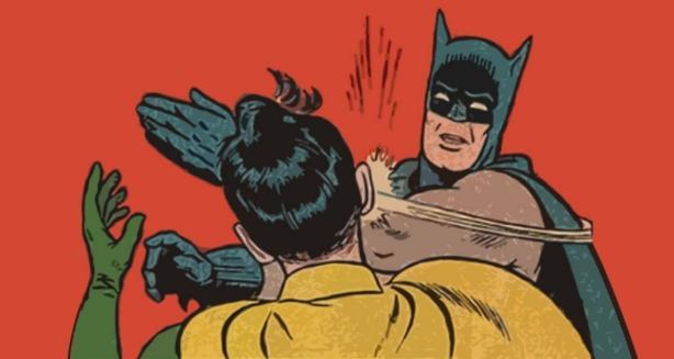 el meme más famosos de Batman