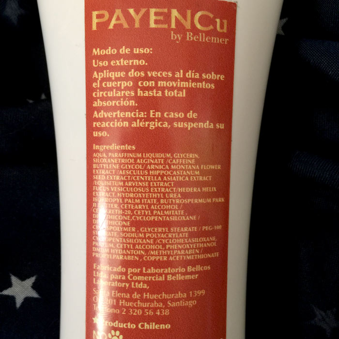 payencu-crema-ingredientes