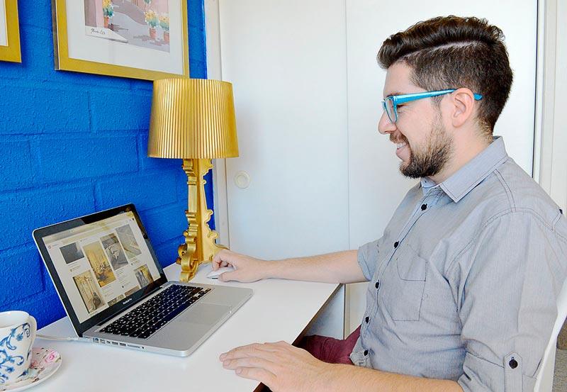 Entrevistamos a aldo vega creador del blog del decorador geek chic - Decorador de interiores online ...