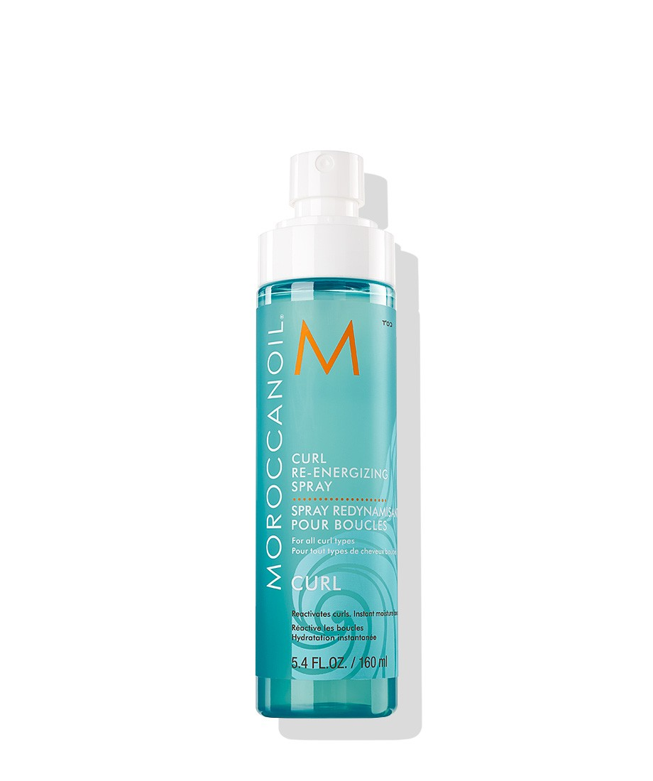 #YoLoProbe: Moroccanoil Curl Re-Energizing Spray